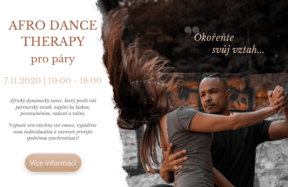 Afro Dance Therapy pro páry